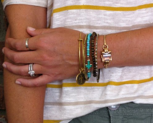 On Trend: Mixing Metals