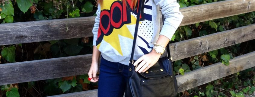 1. Wear of the Week Boom + Leopard
