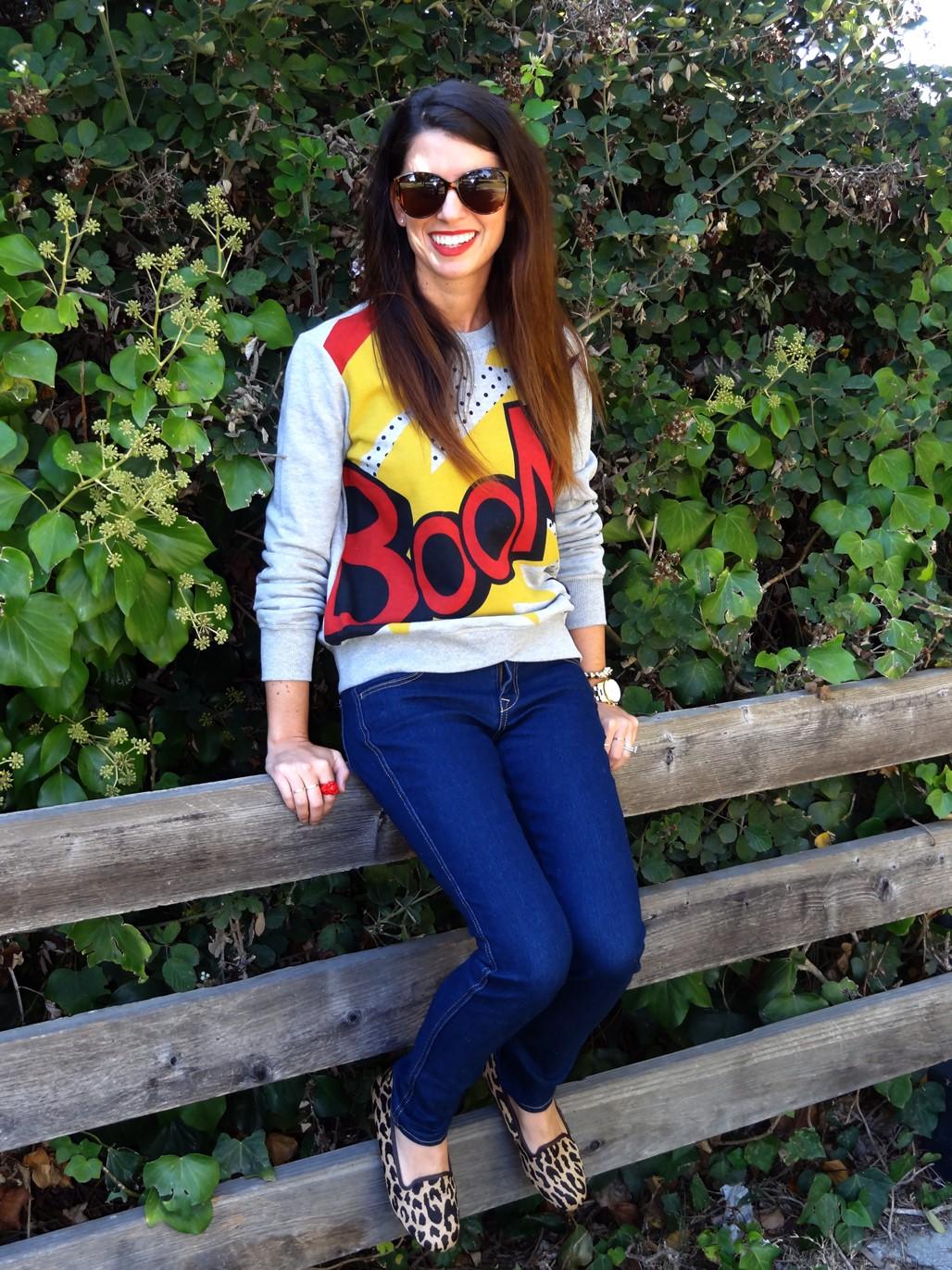 3. Wear of the Week  Boom + Leopard