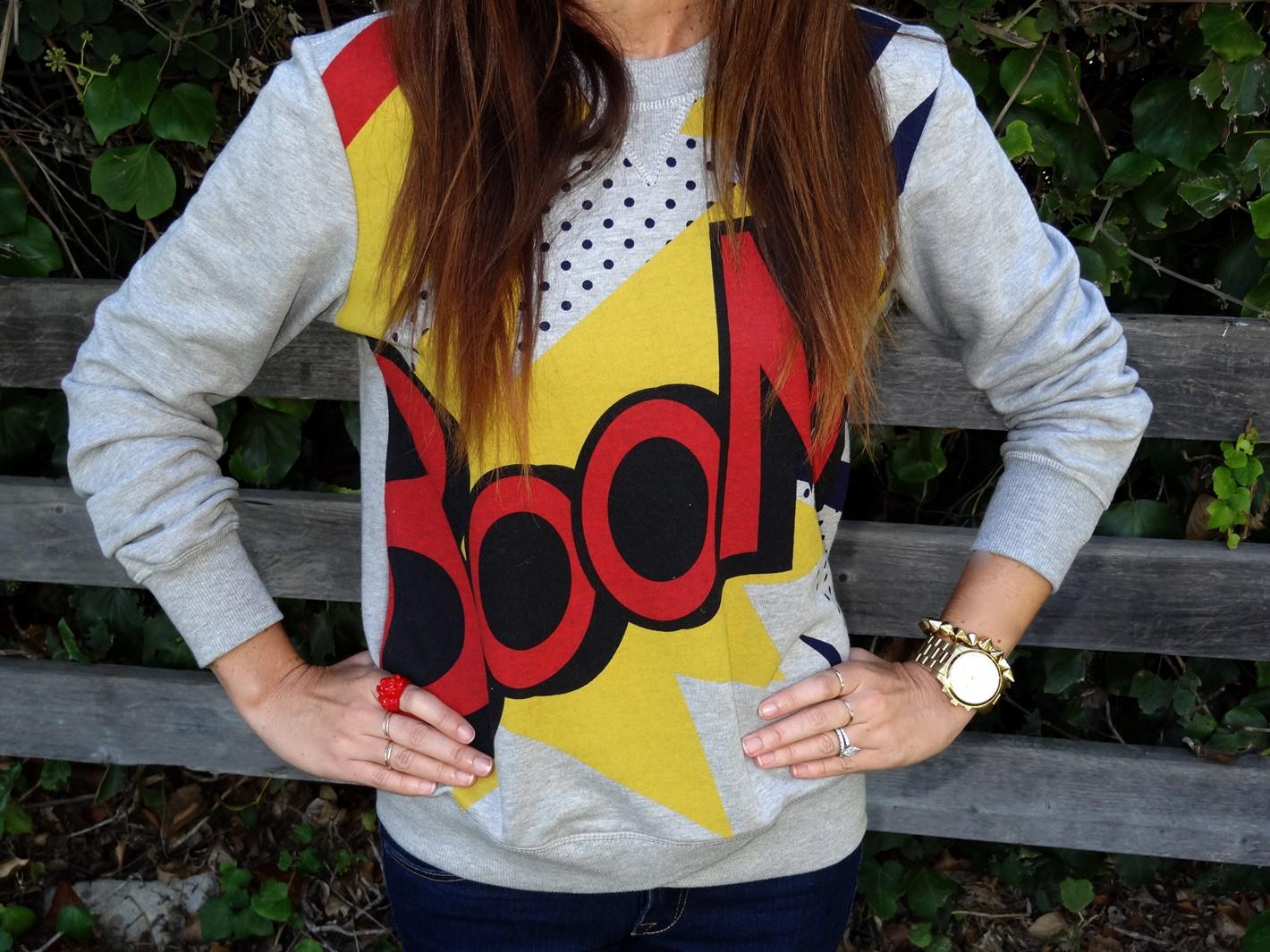 4. Wear of the Week  Boom + Leopard