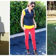 red pant vote Wear of the Week Vote!