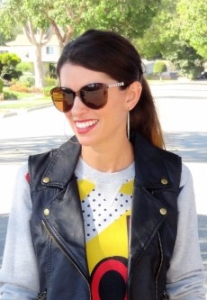 1. Natalie's Notes Matching Sunglasses to Jewelry