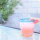 1. Bebidas Ruby-Red Grapefruit Campari Cocktail