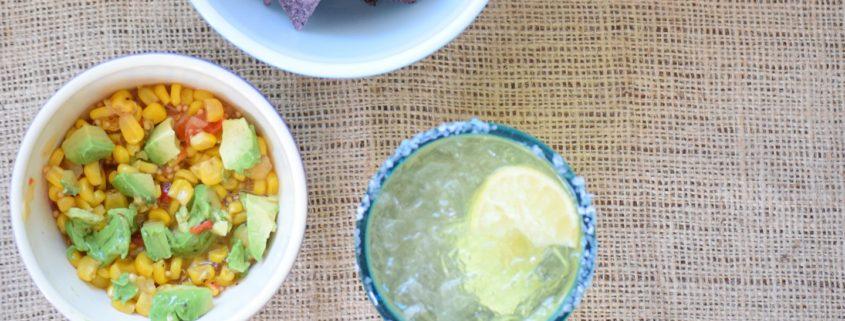 1. Bebidas Skinny Margarita Recipe