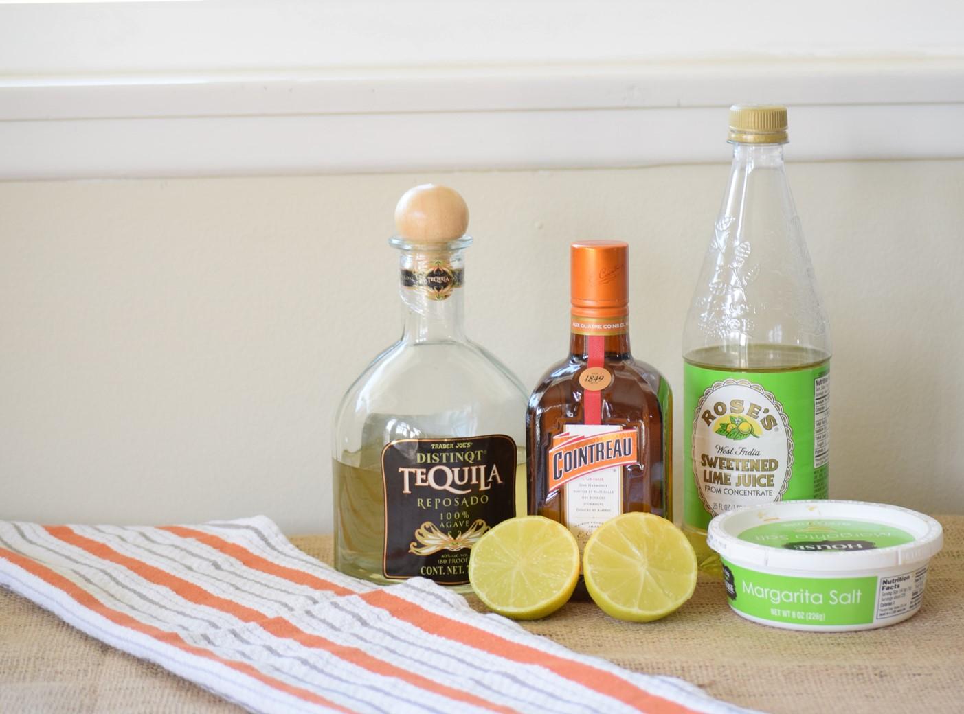 2. Bebidas Skinny Margarita Recipe