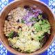 Bites: Artichoke + Chickpea + Avocado Salad